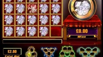 ALL THAT GLITTERS 2 slot game preview video at Jackpot Party. Best free slot machines online
