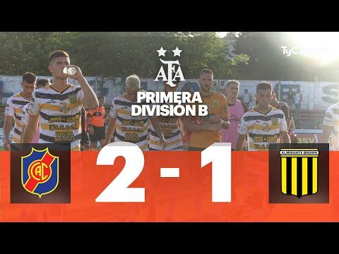 Colegiales 2 Vs. Almirante Brown 1   Fecha 1   Primera División B 2019/2020