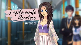Fanfic Amor Doce - Simplesmente Acontece - Episódio 5  [Castiel]