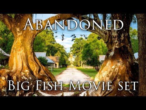 Spectre - Tim Burton's Abandoned Big Fish Movie Set