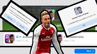Training Featured Aubameyang With His Featured Duplicate|What Will Happen?|Watch Till End|