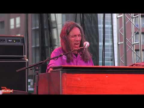 BRUCE KATZ BAND • Deep Pockets • Riverfront Blues Fest.  8/4/17
