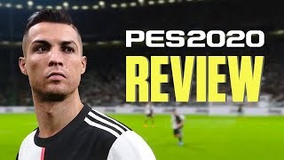 PES 2020: Demo Review of Gameplay, Graphics and Features