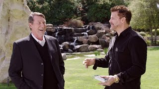 the great one on one with david boreanaz