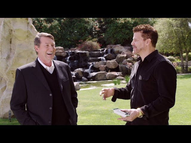 """""""The Great One on One"""" with David Boreanaz"""