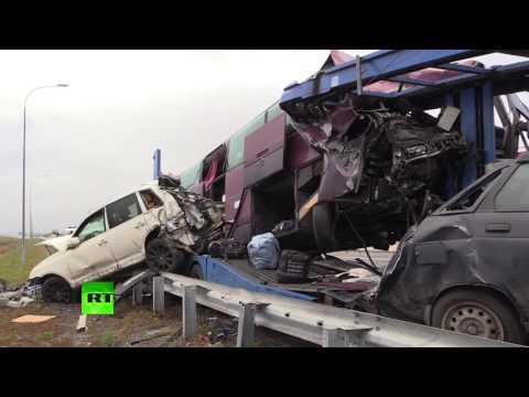 Пять человек погибли в результате ДТП в Северной Осетии