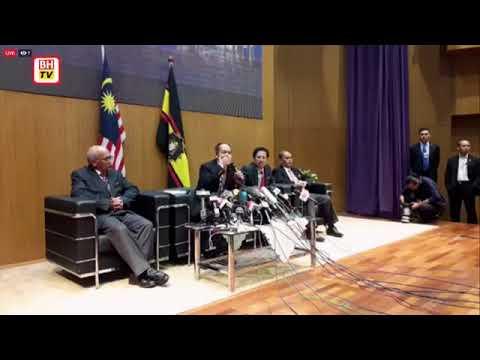 Sidang Media Khas bersama Ketua Pesuruhjaya Suruhanjaya Pencegahan Rasuah Malaysia (SPRM)