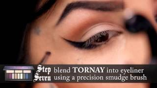 The Chrysalis Eyeshadow Makeup Tutorial by Kat Von D   Sephora Thumbnail