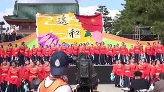 京炎 そでふれ 京小町 京都学生祭典2017 キセキステージ