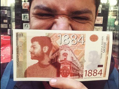 Belgrad'da Kendi Paramı Bastırdım  (57. Bölüm) - Bunun Yolu Yol Değil