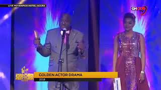 Cameroon film Industry: A good time to divorce. #best actor golden movie awards 2018