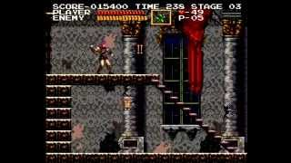 Castlevania Chronicles (PlayStation) Arrange Mode Full Playthrough