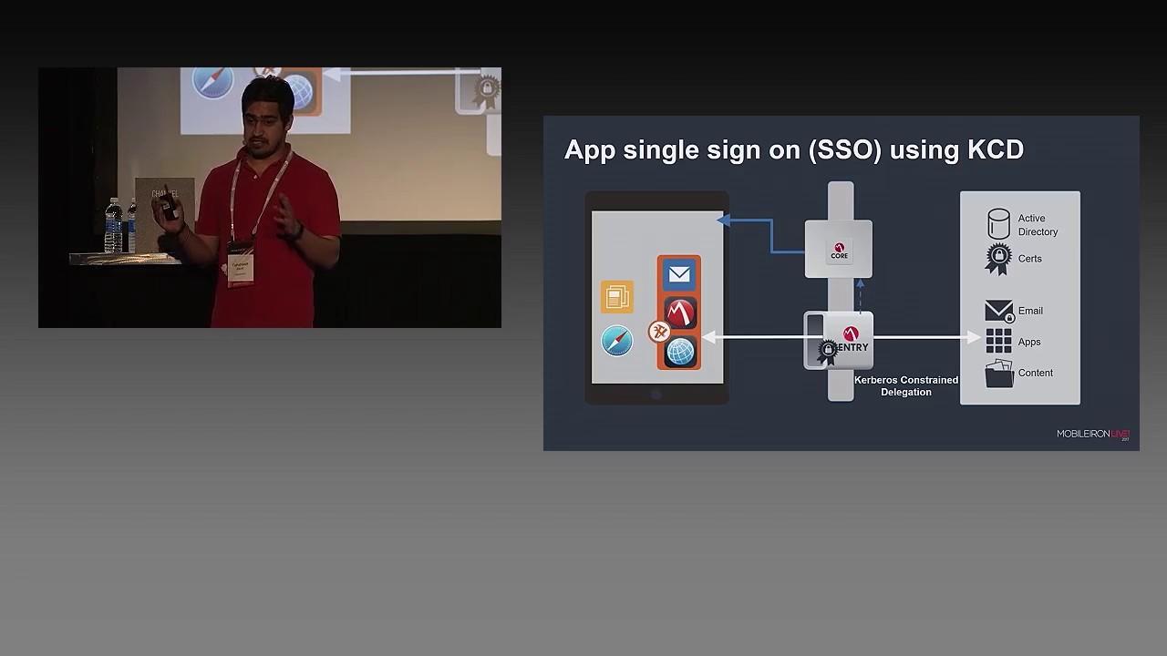 MobileIron Live 2017 - Introduction to Mobile SSO