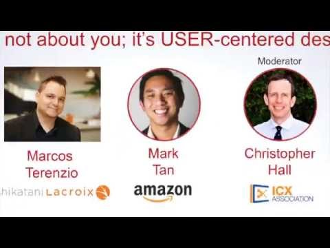 User-Centered Design: User Testing and Putting in Front of the Customers