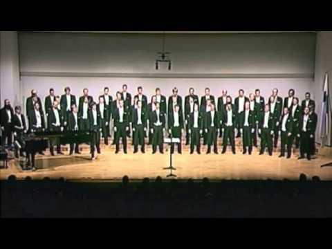 YL Male Voice Choir -- Sortunut ääni -- Live at Nikkei Hall, Tokyo, November 14th 2007