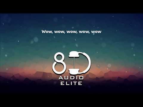 Post Malone feat. Roddy Ricch & Tyga - Wow [Remix]  (Lyric Video) (8D Audio Elite)