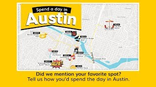How to Spend a Day in Austin | Hertz thumbnail