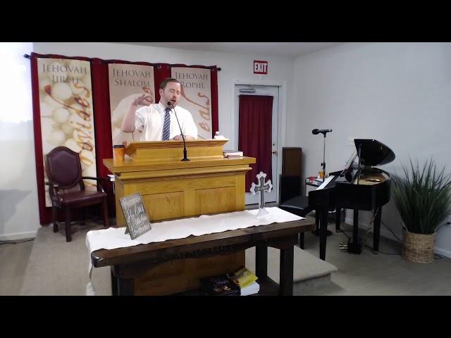 4/8/2021 - Thursday night bible study