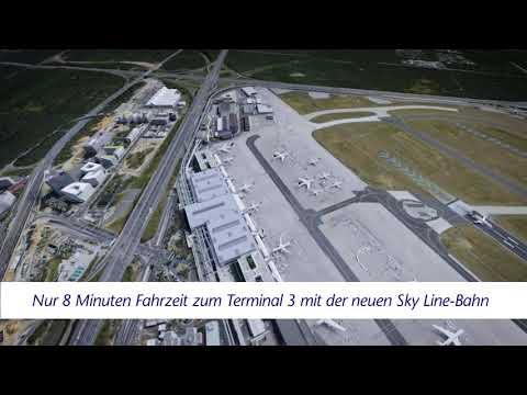 Download Frankfurt Airport: Visualisierung von Terminal 3