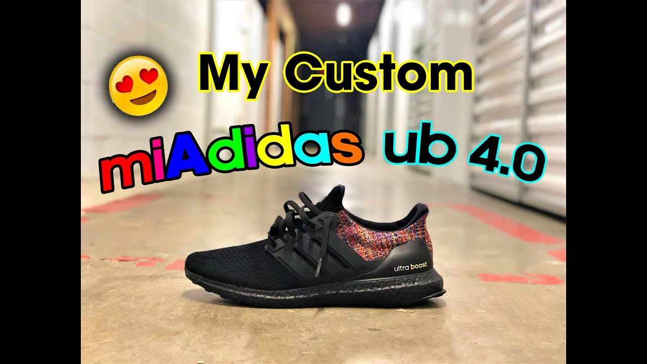 4c200a76c8e8c  REVIEW  miAdidas Ultra Boost 4.0 Rainbow
