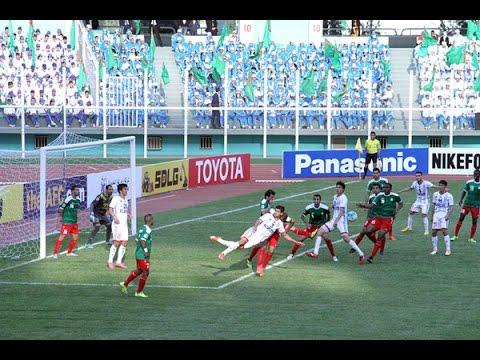 FC Altyn Asyr vs Al Wehdat SC (0:0) 2016 AFC Cup