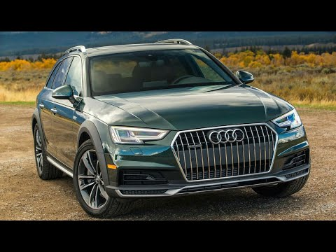 2018 audi a4 allroad quattro review youtube. Black Bedroom Furniture Sets. Home Design Ideas