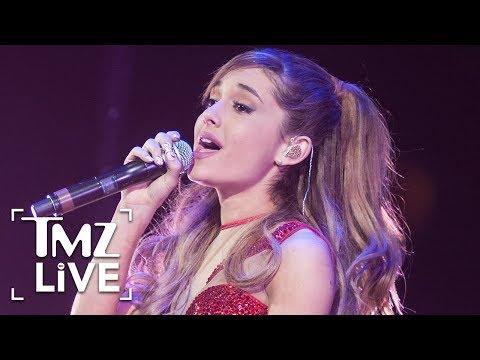 Ariana Grande Suspends World Tour In Wake Of Terrorist Bombing | TMZ Live