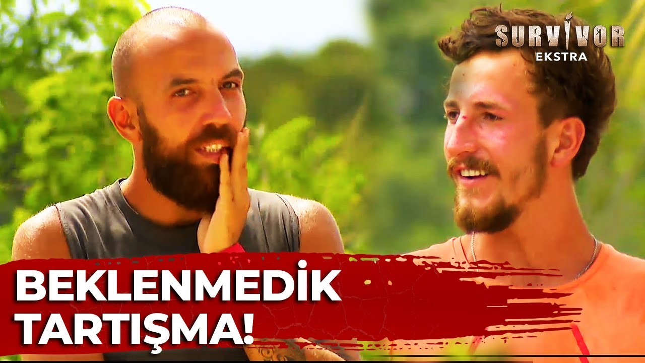 Seramonide Berkan-Sercan Gerilimi! | Survivor Ekstra 54.Bölüm