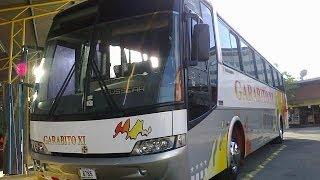 Busscar El Buss 340 Scania K124IB San José - Playa Jacó.
