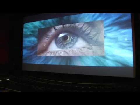 New Movie Theater Offers Sneak Preview Before Grand Opening
