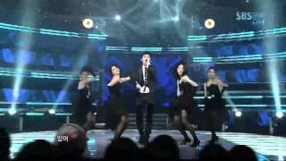 [V.I] SEUNGRI 0206_SBS Inkigayo_어쩌라고 (What Can I Do)_1st Award