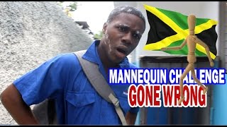 MANNEQUIN CHALLENGE (GONE WRONG) IN JAMAICA @JnelComedy