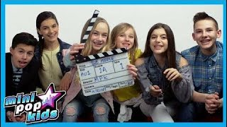 "- Music kid ""The Middle"" - Zedd, Maren Morris (Cover) | Mini Pop Kids"
