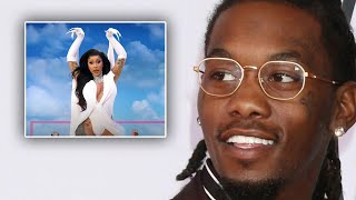 Offset reacts to cardi b's new music video. taylor sift is sued by a theme park. plus - jojo siwa opens up about coming out.#offset #cardib #taylorswiftconne...
