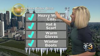 Philadelphia Weather: When To Expect Record Cold