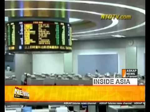 [Inside Asia] Nikkei dibuka sedikit lebih tinggi karena lonjakan harga komoditas.flv
