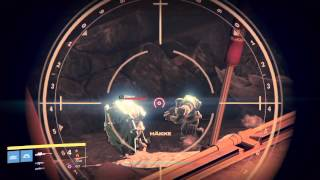 Destiny Easy Cabal Centurion Hakke Sniper farming Guide