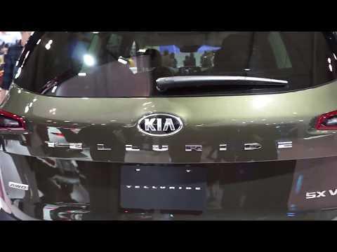 2020 Kia Telluride- Thirdrow Tested