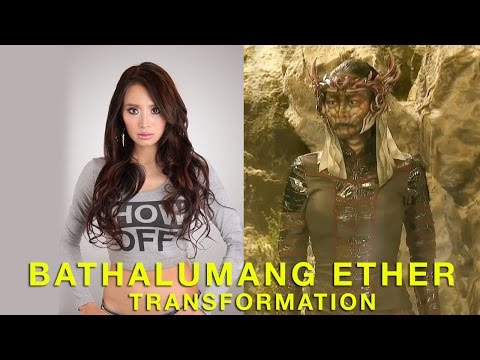 BATHALUMANG ETHER TRANSFORMATION