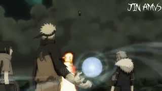 Juubito vs Hokages Edo,Naruto,Sasuke and Madara vs Hashirama 「Naruto Shippuden AMV」My Name ᴴᴰ