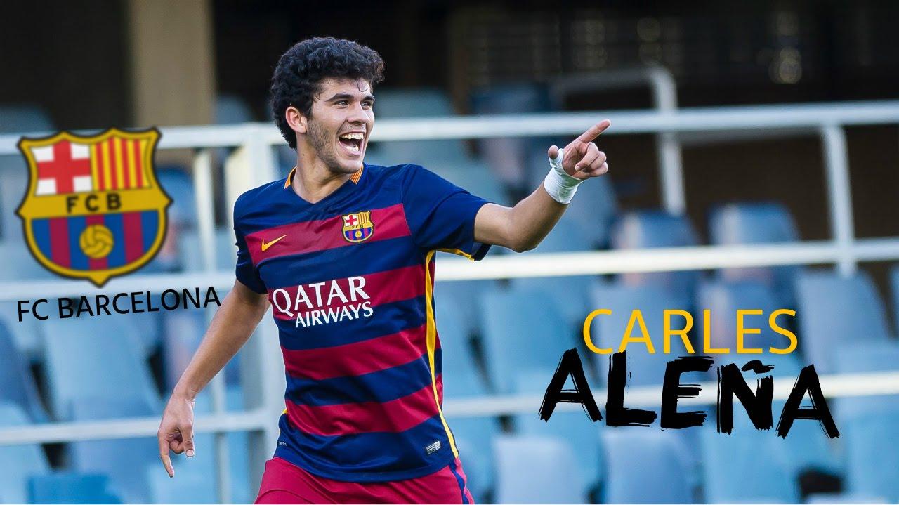 Resultat d'imatges de carles aleña fc barcelona