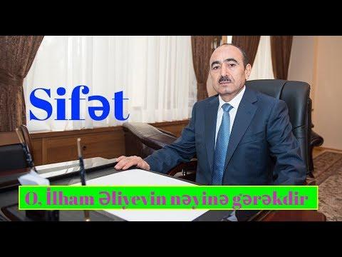 """""""Sifət"""": O, İlham Əliyevin nəyinə gərəkdir? Trollar, iş başına! Patron dardadır!  :)"""