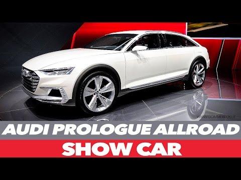 Audi Prologue Allroad | Show Car
