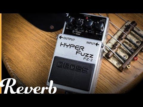 Vintage Boss FZ-2 Hyper Fuzz | Reverb Tone Report