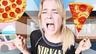 ALGUIÉN DEME PIZZA!!!! | Roblox - lele