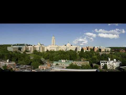 Université de Montréal Campus Overview