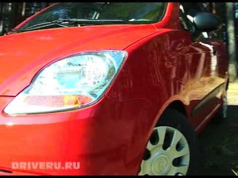 Обзор автомобиля Chevrolet Spark
