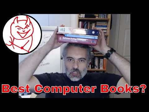Best Computer Books? What books for Software Testers to read?