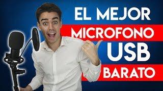 ¡El MEJOR MICRÓFONO CONDENSADOR  USB BARATO! Unboxing & Review de MICRÓFONO FIFINE T669