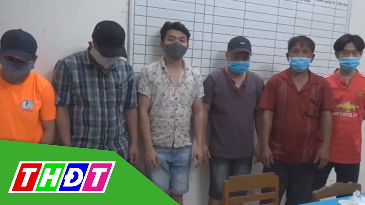 TP Sa Đéc: Chủ nhà tập trung đông người bị xử phạt 7,5 triệu đồng | THDT